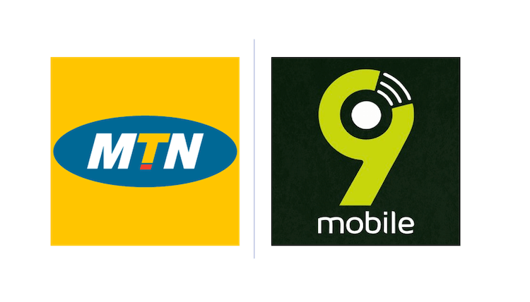 Differences between MTN SME/Direct Data and 9mobile SME/Direct Data